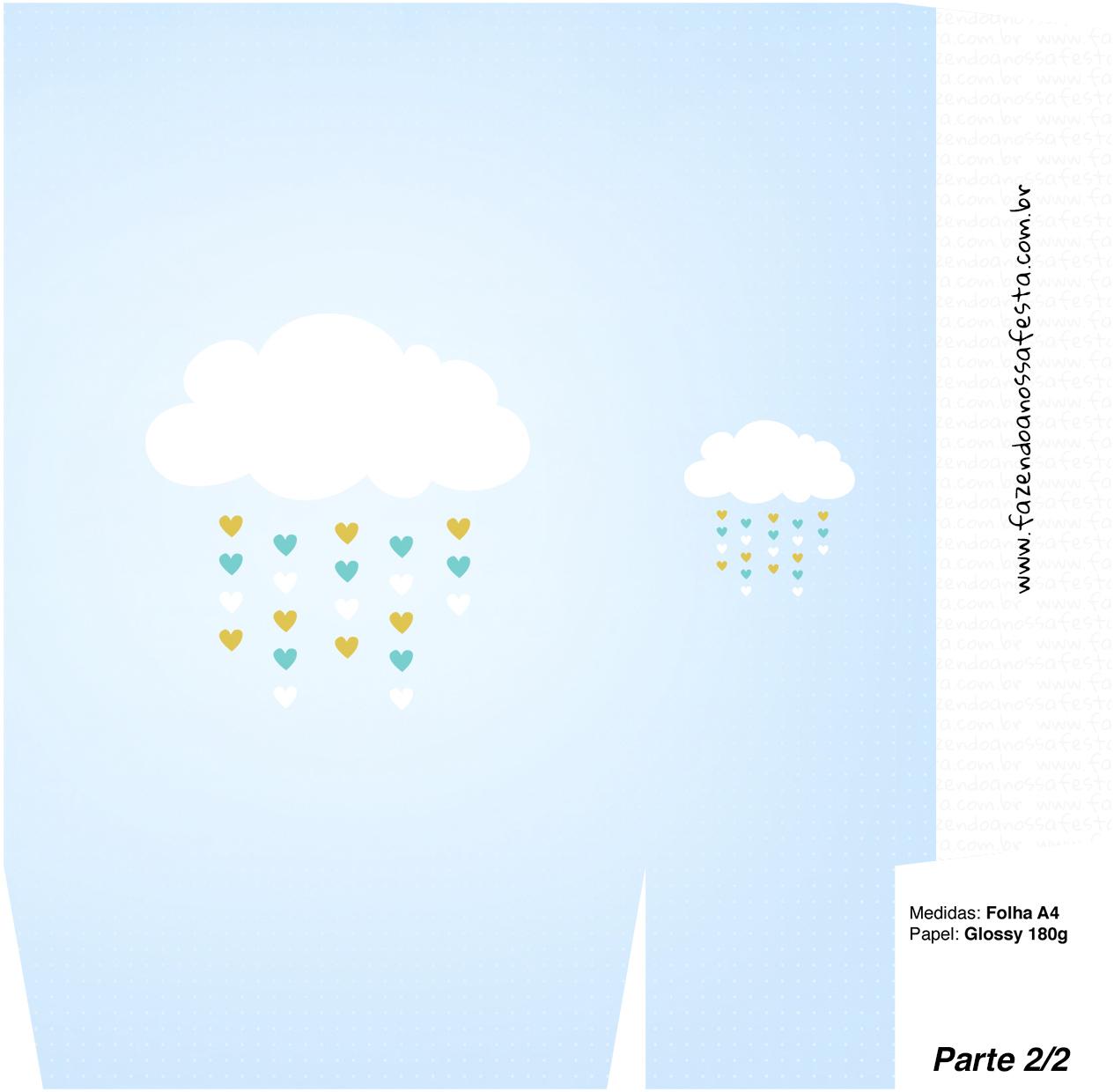 Sacolinha Surpresa Chuva de Bencao - Parte 2