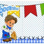 Toddynho Festa Junina Azul