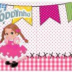 Toddynho Festa Junina Rosa