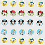 Toppers para doces Mickey e sua Turma