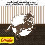 Batom Garoto Cavalo
