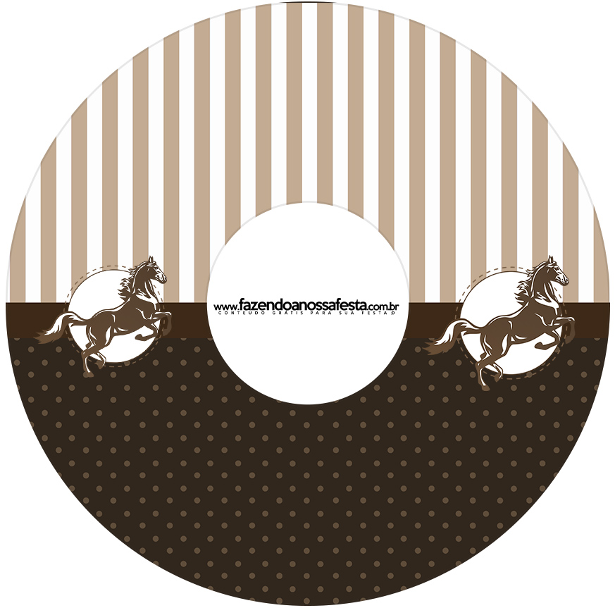 CD DVD Cavalo