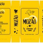 Caixa Folha A4 Mozão Amarelo 2