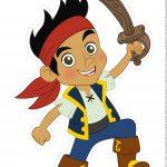 Centro de Mesa Jake e os Piratas da Terra do Nunca 2-2