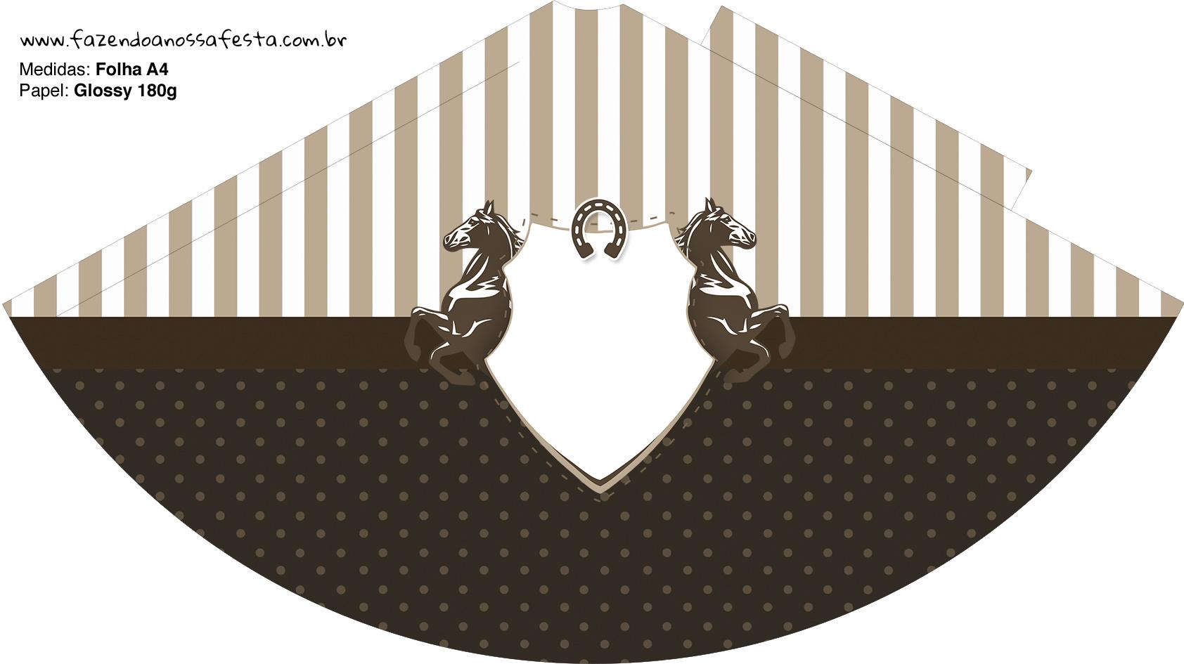 Chapeuzinho Cavalo