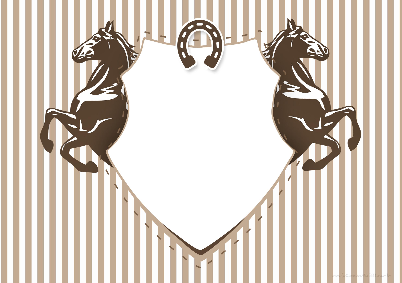 Convite Cavalo
