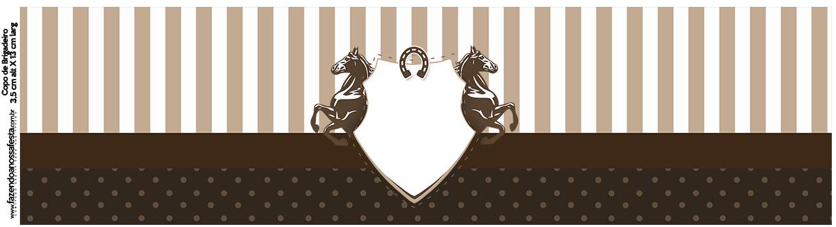 Copo Brigadeiro Cavalo