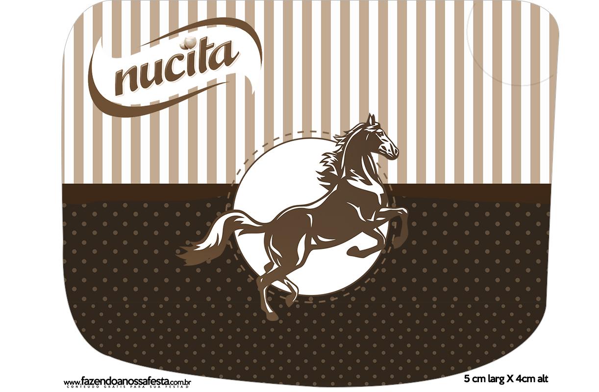 Creminho Nucita Cavalo