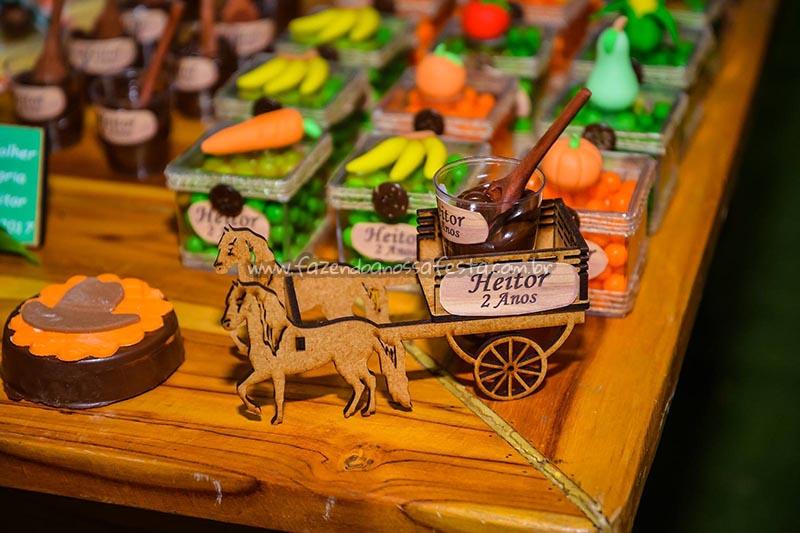 Decoracao 3 Ideias para Festa Cavalos