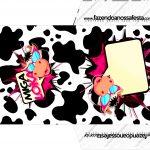 Envelope CD DVD Kit Festa Miga sua Loka