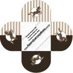 Forminhas Docinhos Kit Festa Cavalo