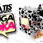 Kit Festa Miga sua Loka Grátis para Imprimir
