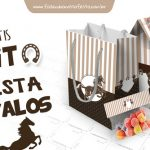 Kit Festa Cavalo Grátis para Imprimir
