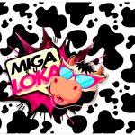 Lata de leite Miga sua Loka