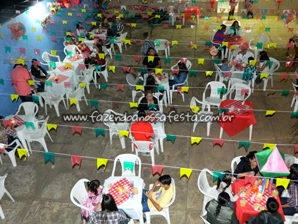 Mesas Festa Junina Ana Paula