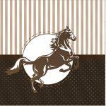 Mini Confeti Cavalo
