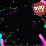 Mini M&M Festa Neon