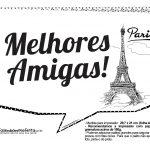 Plaquinhas divertidas Paris 4
