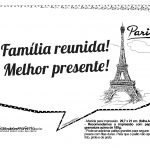 Plaquinhas divertidas Paris 8