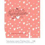 Sacolinha Dia dos Namorados Gatinhos - parte 2