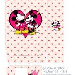 Sacolinha Surpresa Kit Presente Mickey e Minnie Vintage - parte 1
