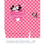 Sacolinha Surpresa Mickey e Minnie Vintage - parte 2