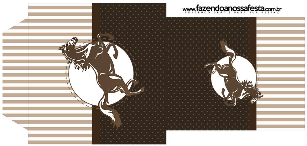 Saquinho de Cha Cavalo