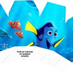 Caixa China in Box Kit Festa Procurando Dory