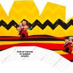 Caixa China in Box Snoopy e sua Turma