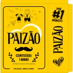 Caixa Paizao Presente Dia dos Pais - Amarelo Menina 2-2