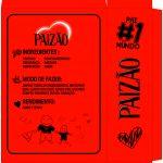Caixa Paizão Presente Dia dos Pais - Vermelho Menino 2-222