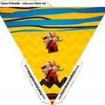 Caixa Piramide 2 Snoopy e sua Turma
