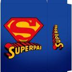 Caixa Super Pai Kit Presente Dia dos Pais - Parte 2