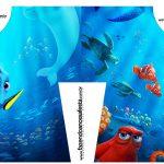 Convite Camisa Procurando Dory