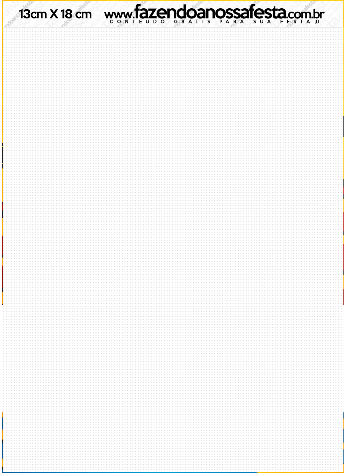 Convite para Envelope Kit Festa Snoopy e sua Turma