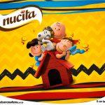 Creminho Nucita Kit Festa Snoopy e sua Turma