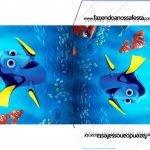 Envelope CD DVD Procurando Dory