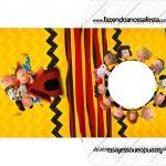 Envelope CD DVD Kit Festa Snoopy e sua Turma