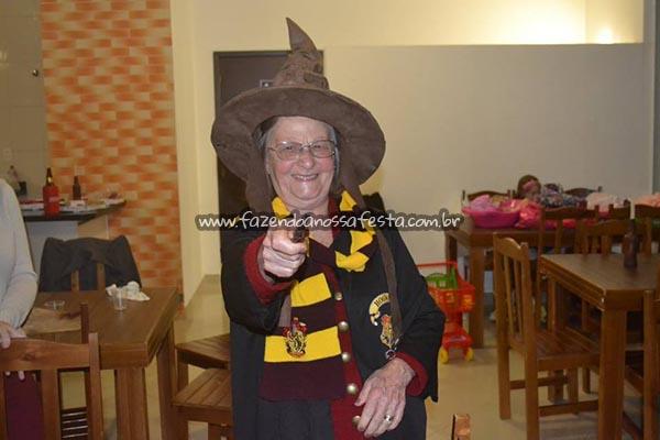 Festa Harry Potter da Manuela