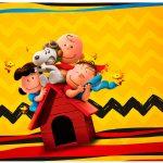 Lata de Leite Snoopy e sua Turma
