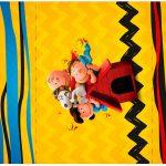 Pe de Moleque Yoki Snoopy e sua Turma