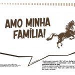 Plaquinhas Cavalos 14