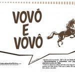 Plaquinhas Cavalos 16