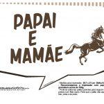 Plaquinhas Cavalos 17