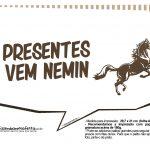 Plaquinhas Cavalos 6