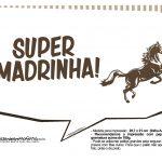 Plaquinhas Cavalos 8