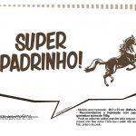 Plaquinhas Cavalos 9