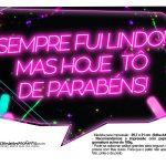 Plaquinhas divertidas Neon para Meninas 8