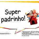 Plaquinhas divertidas Snoopy e sua Turma 8