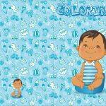 Revista Colorindo Adeus Fraldinha